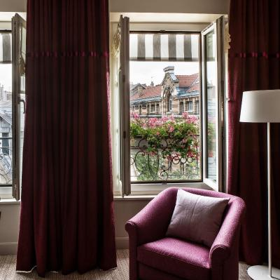 Hotel Parc Saint Severin - Laterooms