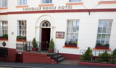 Lonsdale House Hotel - Laterooms