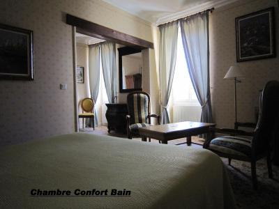 Hostellerie De La Bouriane - Laterooms