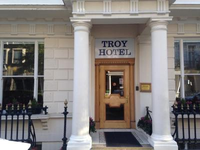 Troy Hotel - Laterooms