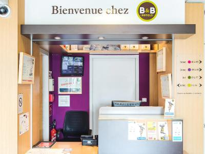 B&B; Hôtel Toulouse Basso Cambo - Laterooms
