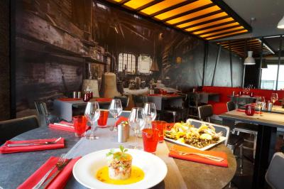 HOTEL RESTAURANT LE FRUITIER - Laterooms