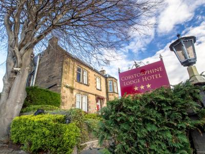 Corstorphine Lodge Hotel - Laterooms