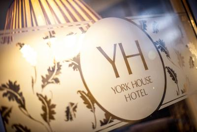 York House Hotel - Laterooms