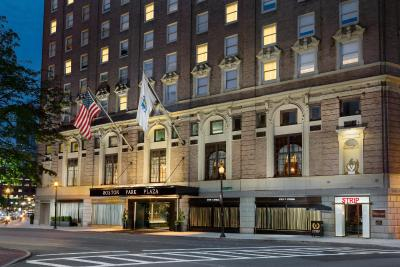 Boston Park Plaza - Laterooms