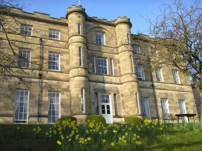 Willersley Castle Hotel - Laterooms