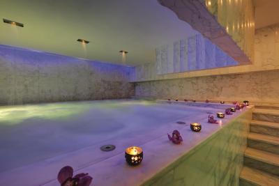 Jumeirah Grand Hotel Via Veneto - Laterooms