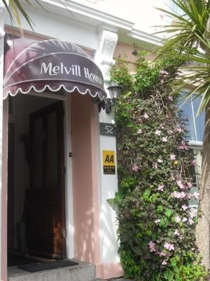 Melvill Guest House - Laterooms