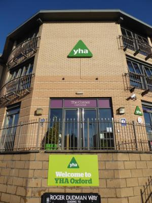 YHA Oxford - Laterooms