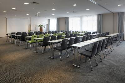 Mercure Hotel Duisburg City - Laterooms