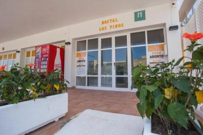 Hostal Los Pinos - Laterooms