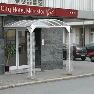 City Hotel Mercator - Laterooms