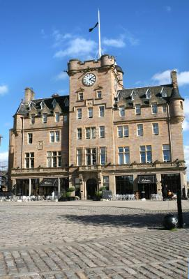 Malmaison Edinburgh - Laterooms
