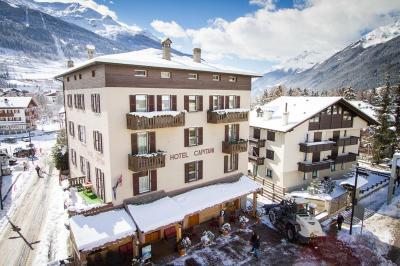 Hotel Capitani - Laterooms