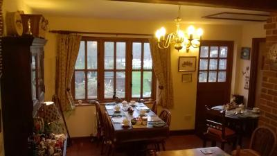 Waterside Guest House - Laterooms