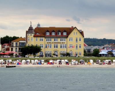 Hotel Schweriner Hof - Laterooms