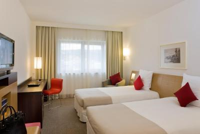 Novotel Glasgow Centre - Laterooms