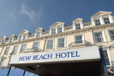 New Beach Hotel - Laterooms