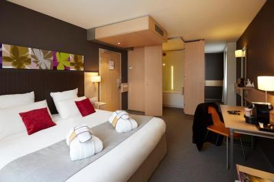 Hôtel Mercure Valenciennes Centre - Laterooms