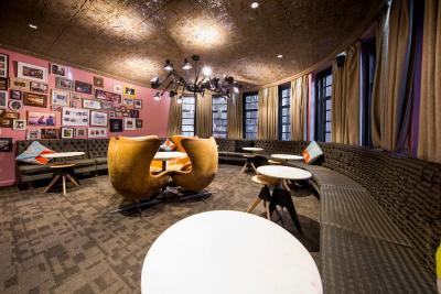 SACO London - Tavistock Place - Laterooms