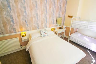 The Scarborough Travel and Holiday Lodge - Laterooms
