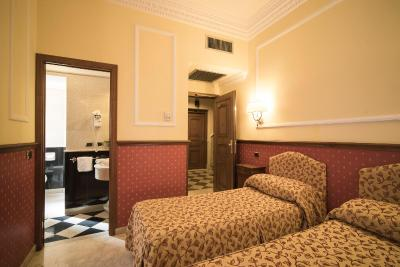 Hotel Donatello - Laterooms