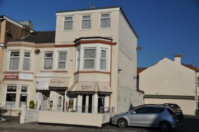The B&B; Blackpool - Laterooms