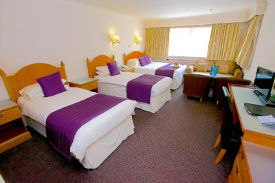 BEST WESTERN Forest Hills Hotel - Laterooms