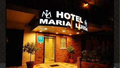 Hotel Maria Luisa - Laterooms