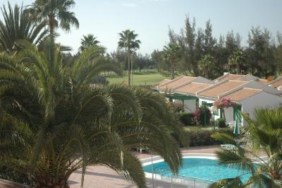 Bungalows Campo Golf - Laterooms