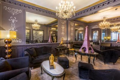 Hotel Prince Albert Louvre - Laterooms