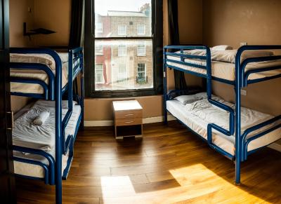 Backpackers D1 Hostel - Laterooms