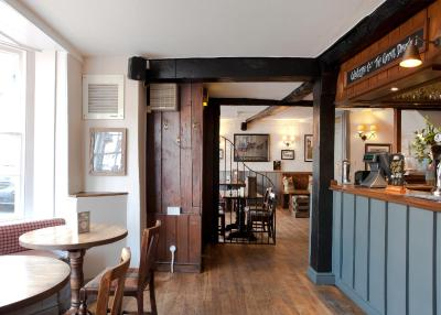 The Green Dragon - Laterooms