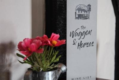 The Waggon & Horses - Laterooms