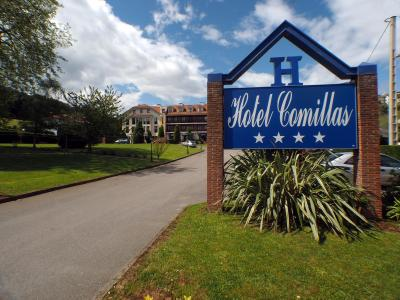 Hotel Comillas - Laterooms
