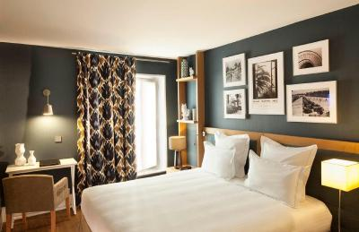 Hotel La Villa Saint Germain Des Prés - Laterooms