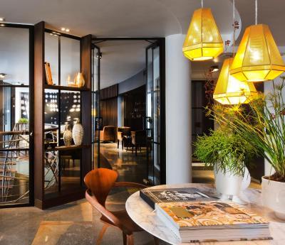 Hotel La Villa Saint Germain Des Prés - Laterooms