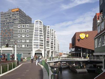 Inntel Hotels Amsterdam Zaandam - Laterooms