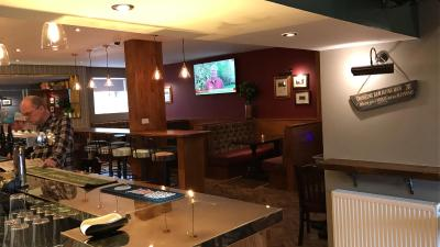 19th Hole Hotel, Carnoustie - Laterooms
