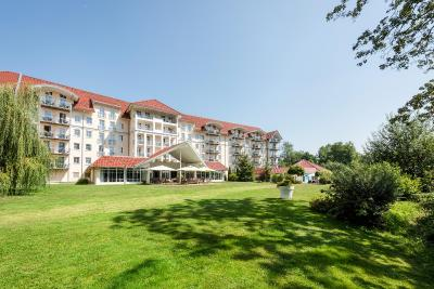 Parkhotel Maximilian - Laterooms