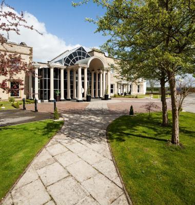 Mercure York Fairfield Manor Hotel - Laterooms