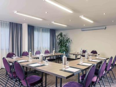 Mercure Hotel Duesseldorf Airport - Laterooms