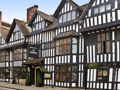 Mercure Stratford upon Avon Shakespeare Hotel - Laterooms