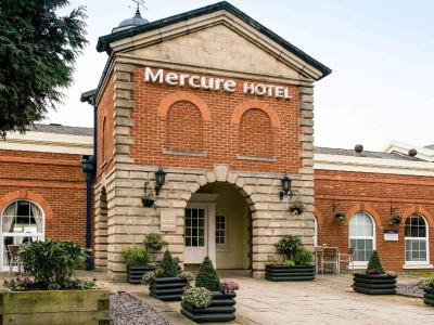 Mercure Haydock Hotel - Laterooms