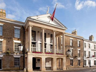 Mercure Salisbury White Hart Hotel - Laterooms