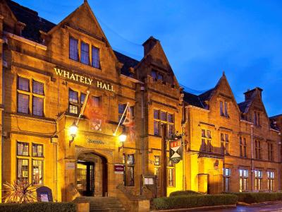 Mercure Banbury Whately Hall Hotel, Banbury - Laterooms