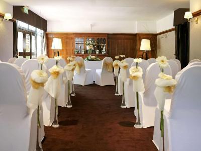 Mercure Banbury Whately Hall Hotel, Banbury - Laterooms