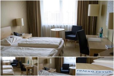 relexa hotel Ratingen City - Laterooms