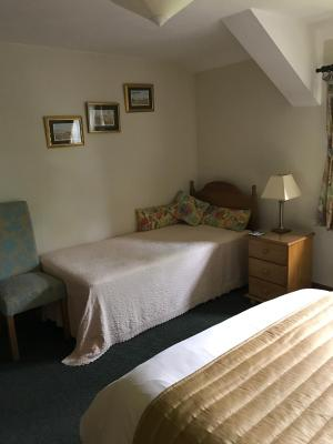 Middle flass Lodge - Laterooms