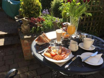 The Villa Bed and Breakfast - Robin Hoods Bay - Laterooms